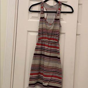Charming Charlie stripped dress